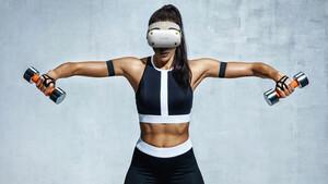 HTC Vive Air: Bilder zeigen kabelloses VR-Headset für virtuellen Sport