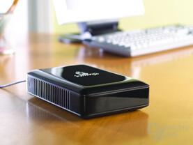 Iomega Triple-Interface-Festplatte