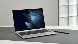Galaxy Book Pro (360): Samsung bringt leichte Notebooks mit OLED-Display