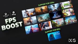 Xbox Series X/S: FPS Boost für 13 EA-Spiele bringt 12 Mal 120 Hz