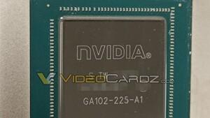 GeForce RTX 3080 Ti: GPU-Foto und Screenshot machen heiß auf Mai