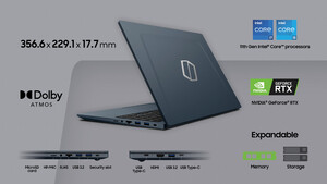 Galaxy Book Odyssey: Gaming-Notebook kommt mit neuer GeForce RTX 3050 (Ti)