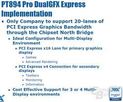 erweiterte Features des PT894 Pro