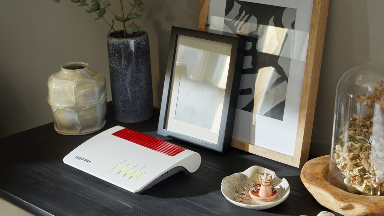 AVM Fritz!Box 7590 AX: Neues DSL-Router-Topmodell mit Wi-Fi 6