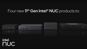 NUC 11 Essential: Intel plant Einsteiger-Serie mit Jasper-Lake-CPUs