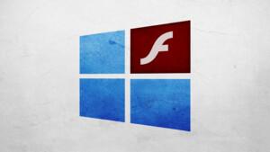 Windows 10: Microsoft entfernt Flash endgültig bis Juli