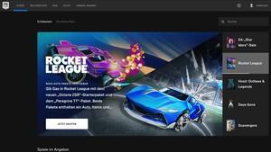 Epic Games Store: Wachstumsstrategie geht aktuell auf