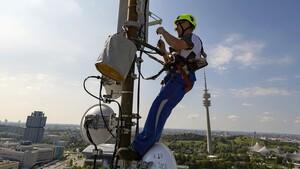 Mobilfunk: Telefónica startet 5G Carrier Aggregation in München