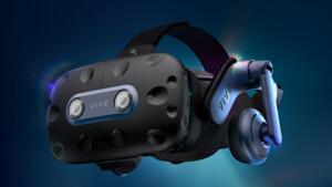 HTC Vive Pro 2: VR-HMD mit Rekord-Auflösung und 120-Hz-LCD für 799 Euro
