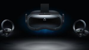 HTC Vive Focus 3: Kompromissloses Standalone-VR-Headset mit 12 Mio. Pixeln