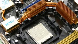 Im Test vor 15 Jahren: Nvidias nForce 500 für AMDs Sockel AM2 mit DDR2-RAM