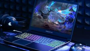 Acer Predator und Nitro: Auch mit Intel gibt es jetzt schnelle Ampere-Grafikkarten