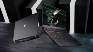Gigabyte Aorus 15P/17G/17X: Drei Gaming-Notebooks neu mit Tiger Lake-H45