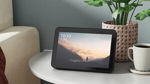 Amazon: Echo Show 8 und Echo Show 5 erhalten bessere Kamera