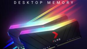 XLR8 Gaming Epic-X RGB: RGB-RAM von PNY wird mit 4.000 MHz nochmals schneller