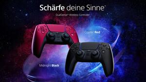 PlayStation 5: Sony bietet den DualSense in zwei neuen Farben an