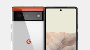 Google Pixel 6 (Pro) Leak: Bilder zeigen dicken Kamera-Balken und Multi-Color-Design