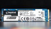 Kingston A2000 im Test: NVMe-SSD-Preisknaller im Duell mit WDs Blue SN550
