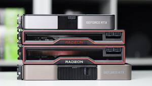 Analyse: Preise für Grafikkarten von AMD und Nvidia verdreifacht