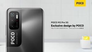 Poco M3 Pro 5G: Mittelklasse-Smartphone ist ein Zwilling des Redmi Note 10 5G