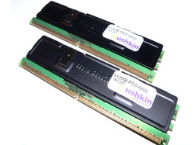 Mushkin DDR2