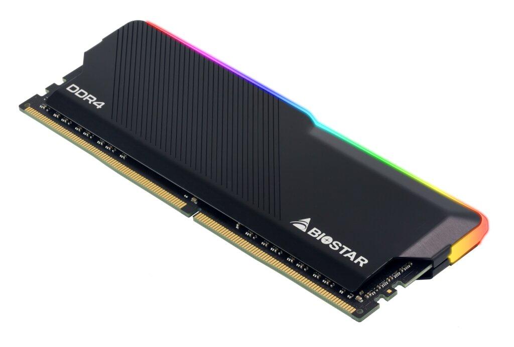 Biostar DDR4 RGB for X Gaming