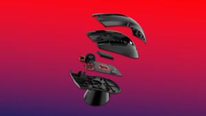 MSI Clutch GM41 Wireless: Leichte Gaming-Maus lädt in 90 Minuten für 80 Stunden