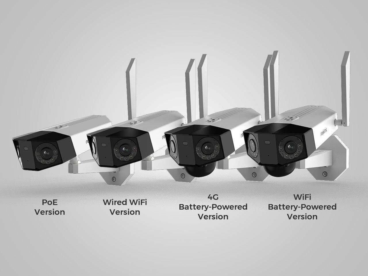 Reolink Duo: 2-Linsen-Kamera für breites Sichtfeld mit PoE, WiFi oder 4G -  ComputerBase