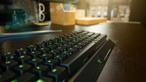 Razer Black Widow V3 Mini: Kabellose Kompakt-Tastatur mit mehr als nötigen Tasten