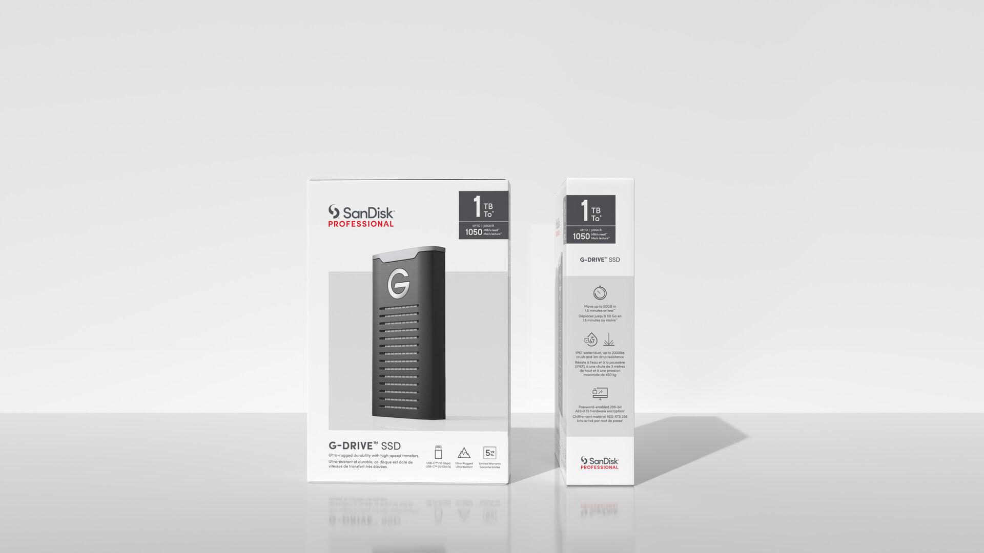 SanDisk Professional G-Drive SSD