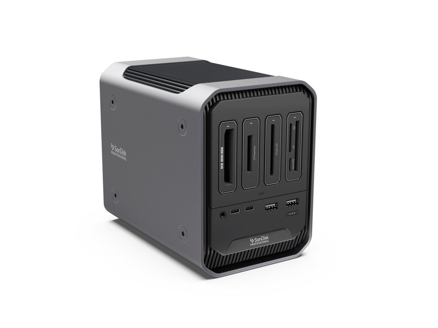 SanDisk Professional Pro-Dock 4