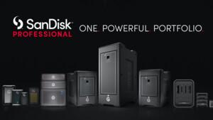 SanDisk Professional: Neue Marke für Profi-Speicherprodukte eingeführt