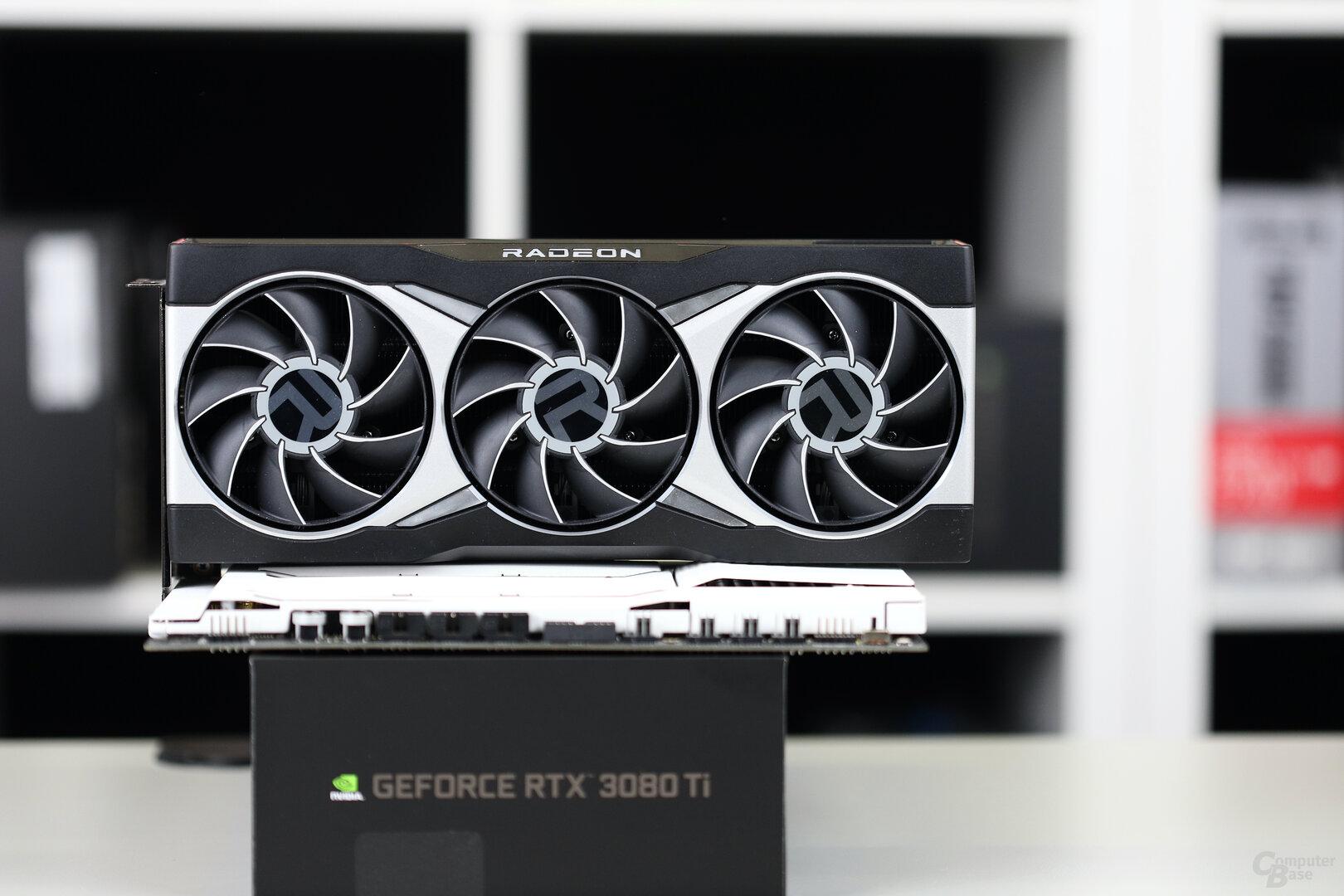 Die AMD Radeon RX 6900 XT