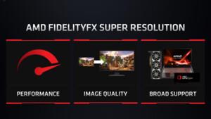 FidelityFX Super Resolution: DLSS-Konkurrenz ab 22.Juni für AMD- und Nvidia-GPUs