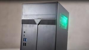 ASRock DeskMini Max: Ein DeskMini X300 mit Platz für diskrete Grafikkarten