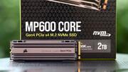 Corsair MP600 Core 2 TB im Test: Die günstigste SSD mit PCIe4.0