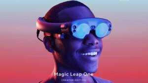 Magic Leap: Nächste AR-Lösung setzt auf AMDs Semi-Custom-Chip