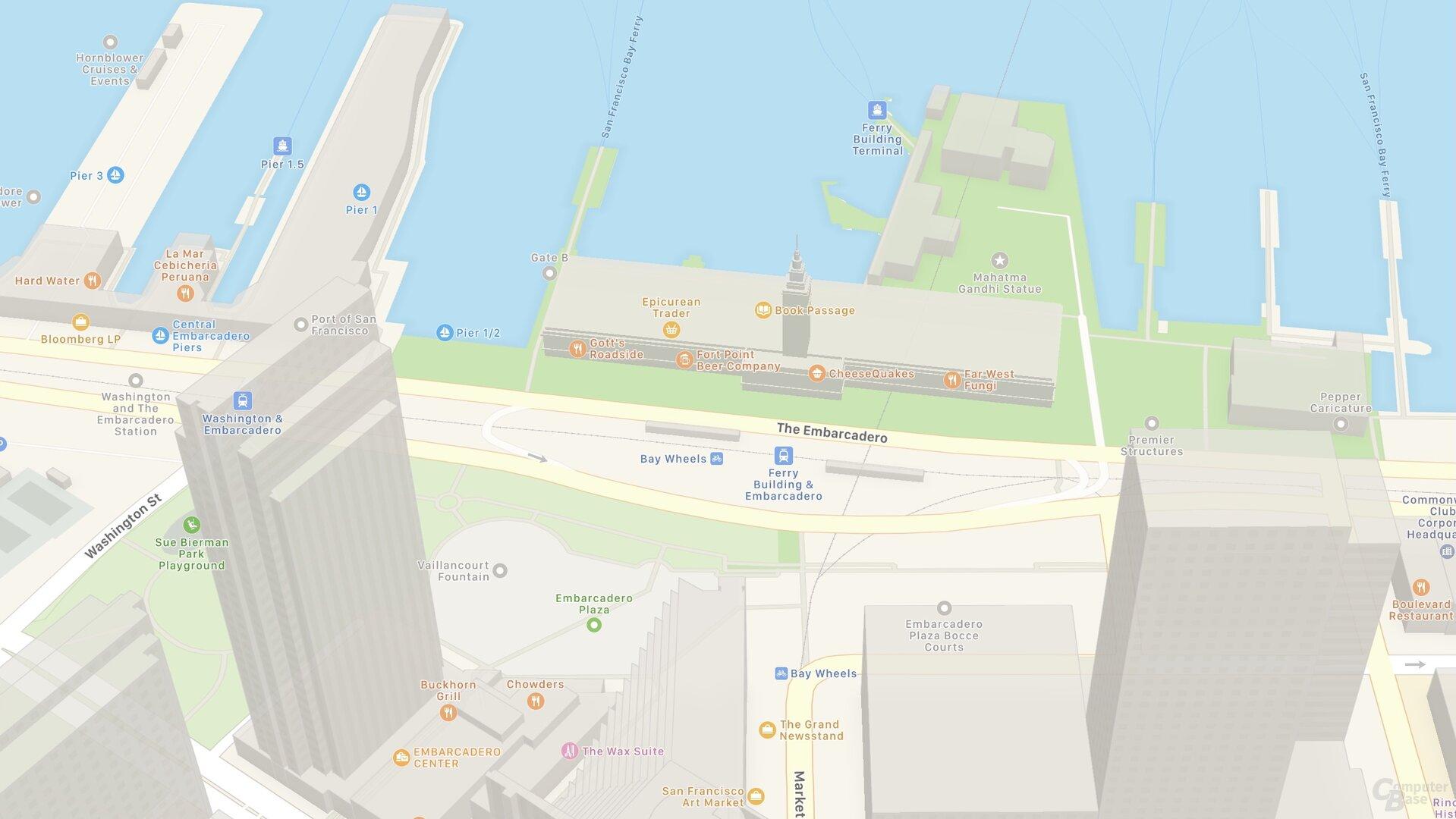 SF Ferry Building (iOS 14)
