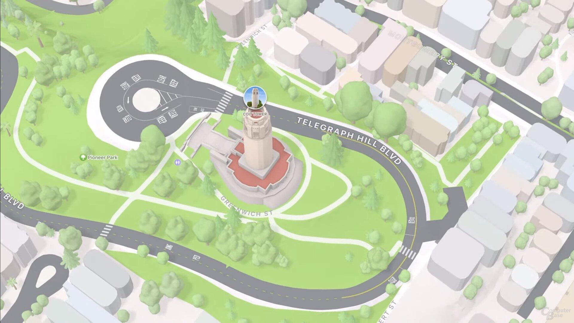 Torre SF Coit (iOS 15)