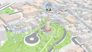 iOS 15: Das neue Apple Maps ist ein Riesenschritt nach vorne