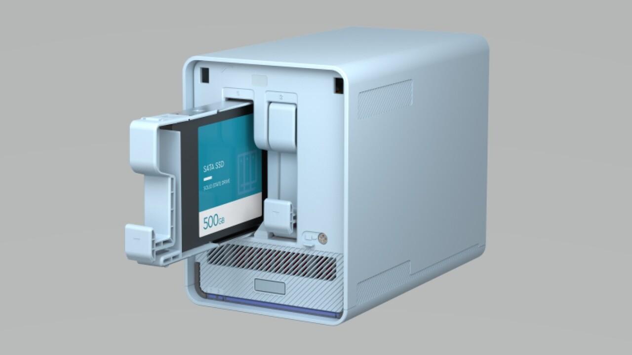 """QMiro-201W & QMiroPlus-201W: Erste Wi-Fi-5-Mesh-Router von QNAP auch mit zwei 2,5""""-Slots"""