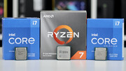 Kleinste Acht-Kern-CPUs im Test: Intel Core i7-11700(K) gegen AMD Ryzen 7 5800X