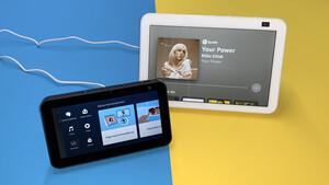 Amazon Echo Show 8 und 5 im Test: Mit der zweiten Generation sieht man besser