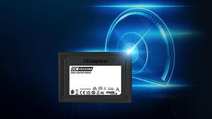 Server-NVMe-SSD: Kingston enthüllt Details zur DC1500M mit bis zu 7,68 TB