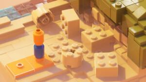 Lego Builder's Journey im Test: Läuft mit GT1030 oder quält eine RTX 3080