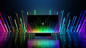 Razer Raptor 27: RGB-Gaming-Monitor wird 165Hz schnell und erhält THX