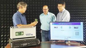 6G: Samsung und UCSB erzielen Terahertz-Verbindung