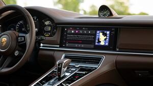 Infotainmentsystem: Neues PCM 6.0 für Porsche 911, Cayenne und Panamera