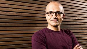 Microsoft: Satya Nadella wird auch Vorstandsvorsitzender
