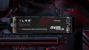 M.2-SSDs mit NVMe: PNY erhöht bei CS2130 auf 8TB, bei CS3140 auf 4TB